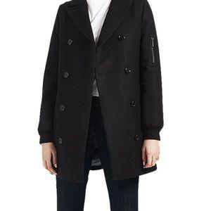 NWT Wool Coat